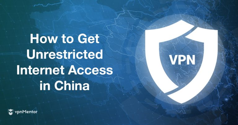 melhor VPN na China