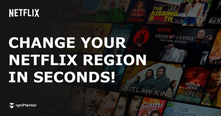Netflix Zmiana Regionu