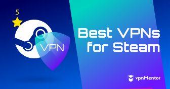 3 najlepsze VPN dla Steam w 2021 (nie grożące zbanowaniem!)